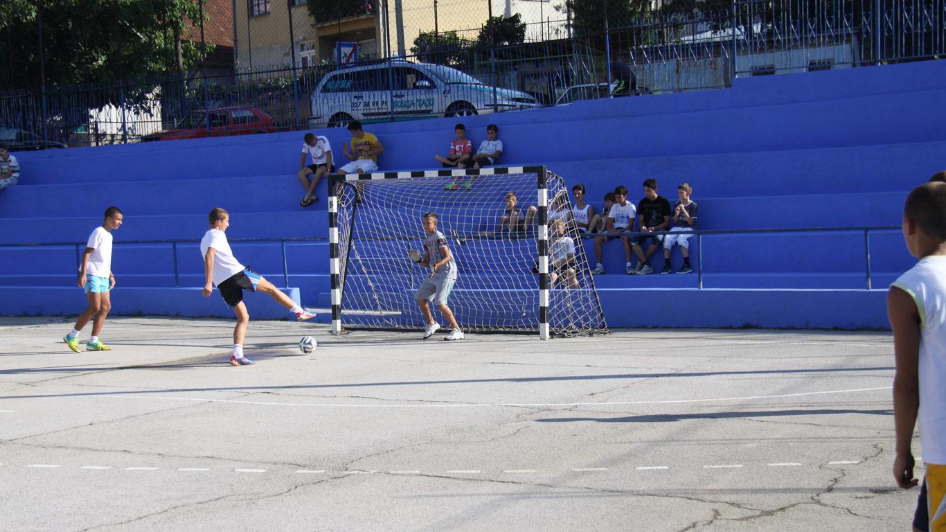 терен за мале спортове