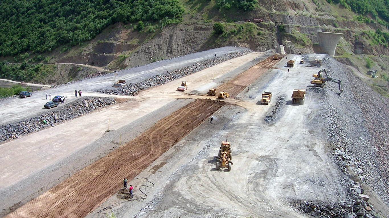 Изградња хидроакумулације у Селови